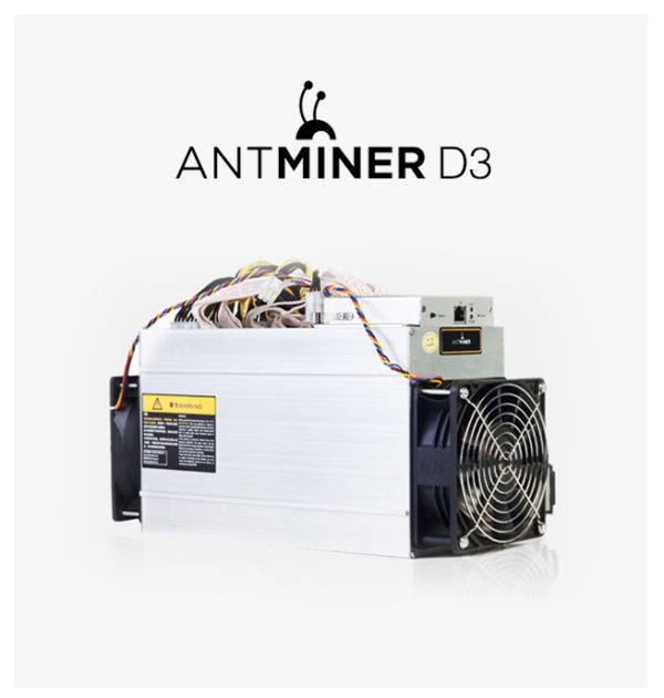 Bitmain Antminer D3 Litecoin Miner