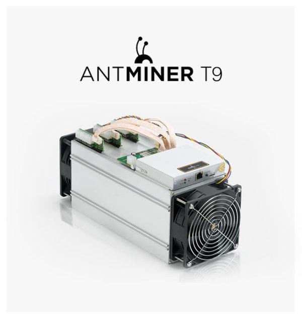 Bitmain Antminer t9 Bitcoin Miner