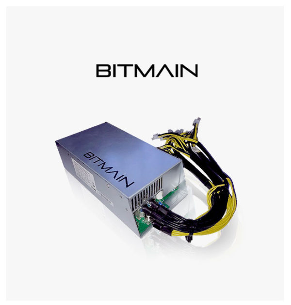 Bitmain APW3 Power Supply