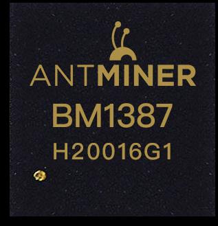 Antminer ASIC Chipset